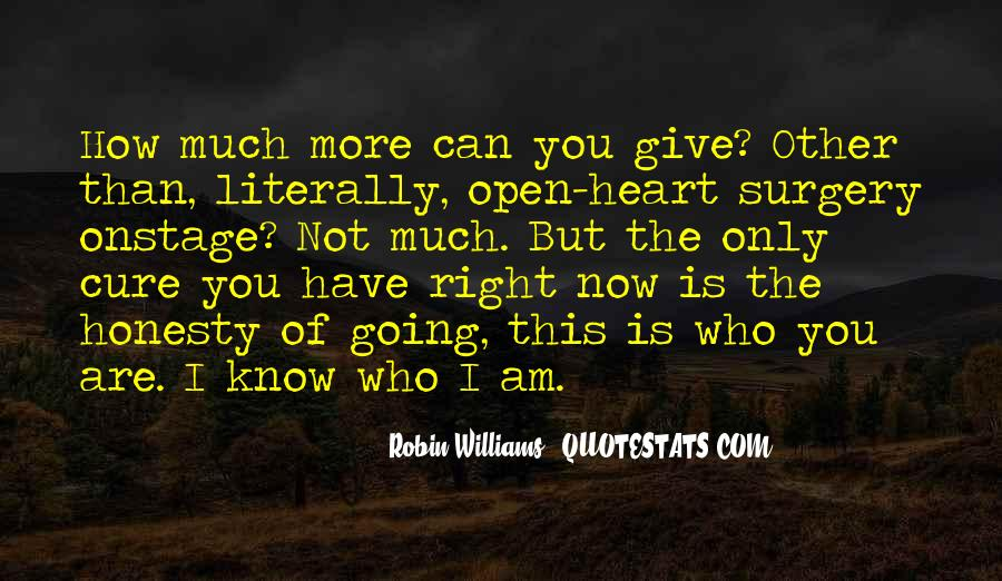 Quotes About Heart Surgery #1241784