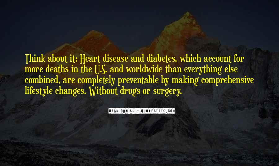 Quotes About Heart Surgery #1441662