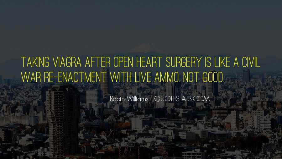 Quotes About Heart Surgery #804640