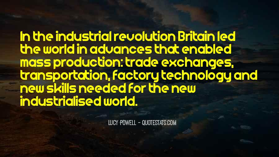 Quotes About Industrial Technology #240612