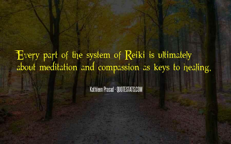 Quotes About Reiki #1032492