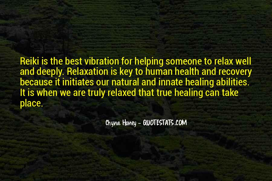 Quotes About Reiki #565566