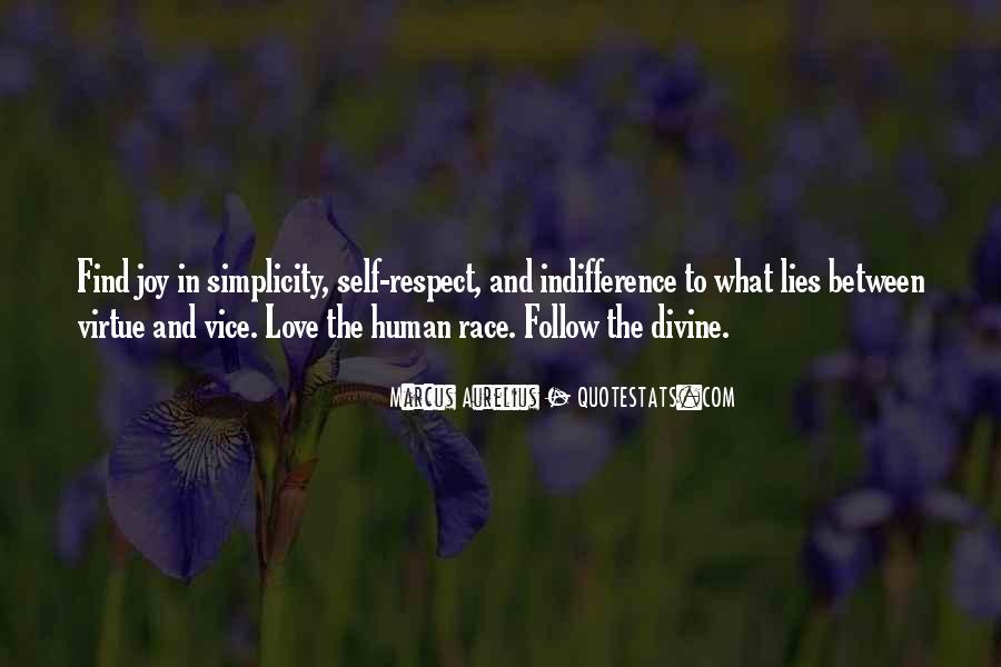 Quotes About Indifference And Love #192822