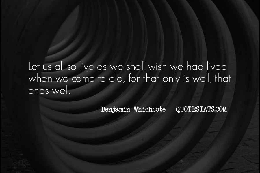 Quotes About All Is Well That Ends Well #181