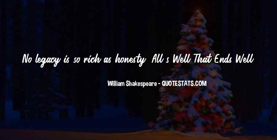 Quotes About All Is Well That Ends Well #859807