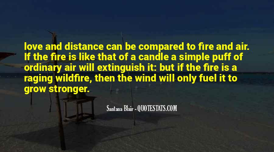 Quotes About Distance And Love #227982