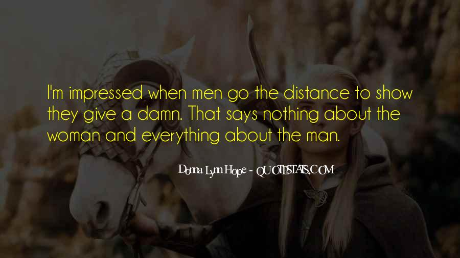 Quotes About Distance And Love #270684
