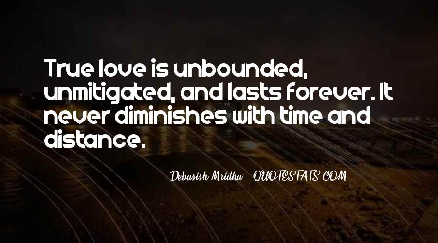 Quotes About Distance And Love #312777