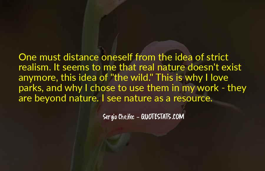 Quotes About Distance And Love #321018