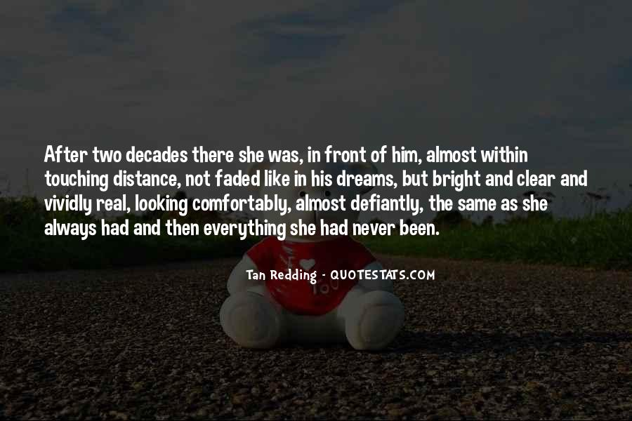 Quotes About Distance And Love #362661