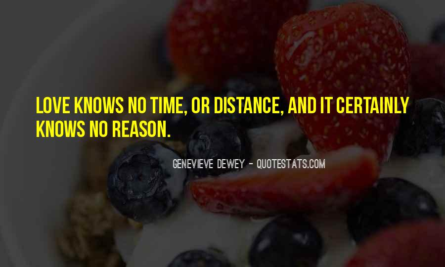 Quotes About Distance And Love #576842