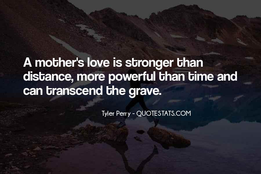 Quotes About Distance And Love #588895