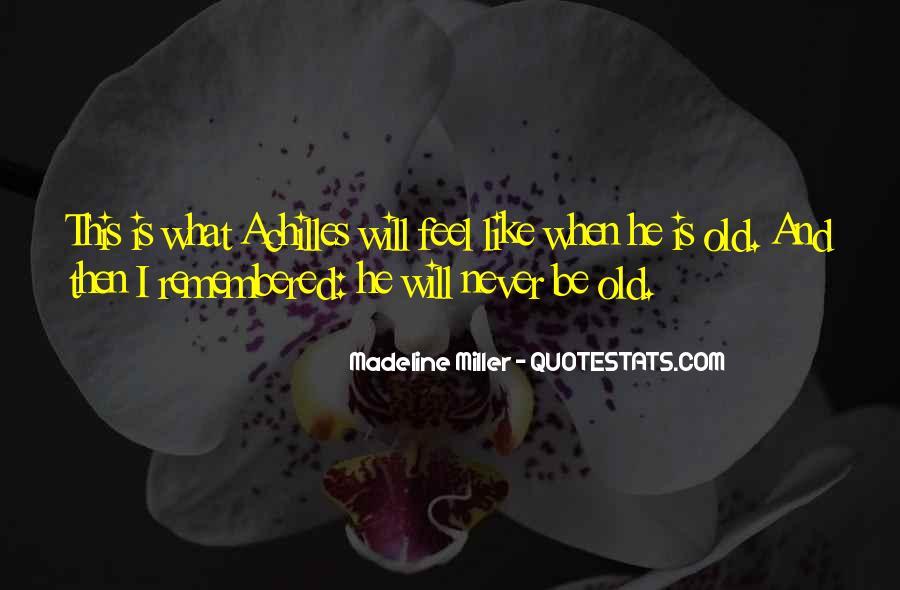 Quotes About Patroclus #1562751