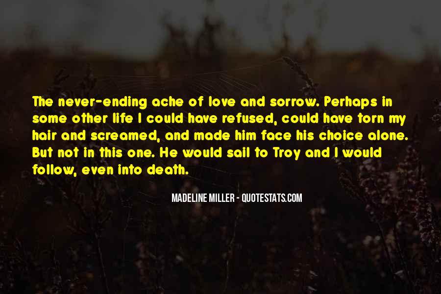 Quotes About Patroclus #545067
