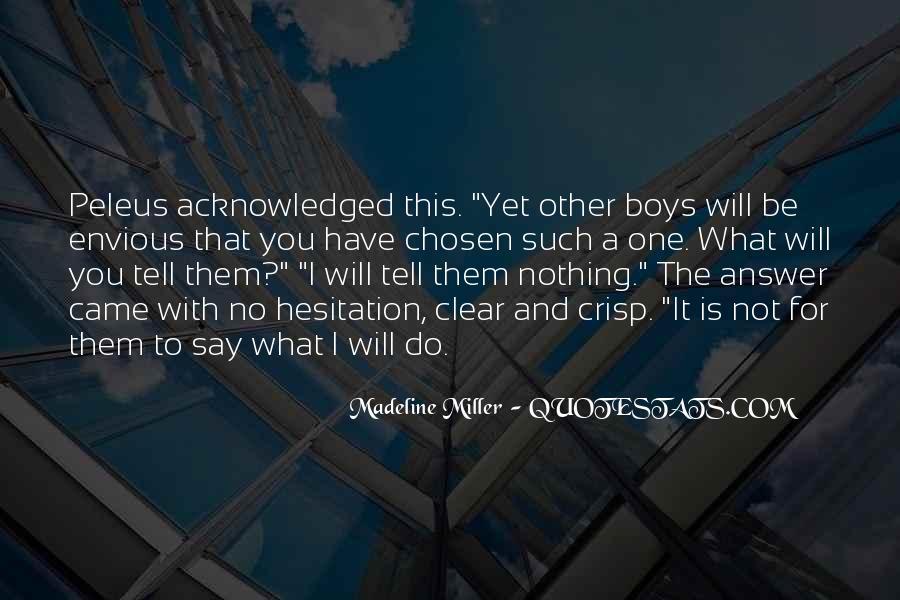 Quotes About Patroclus #622328