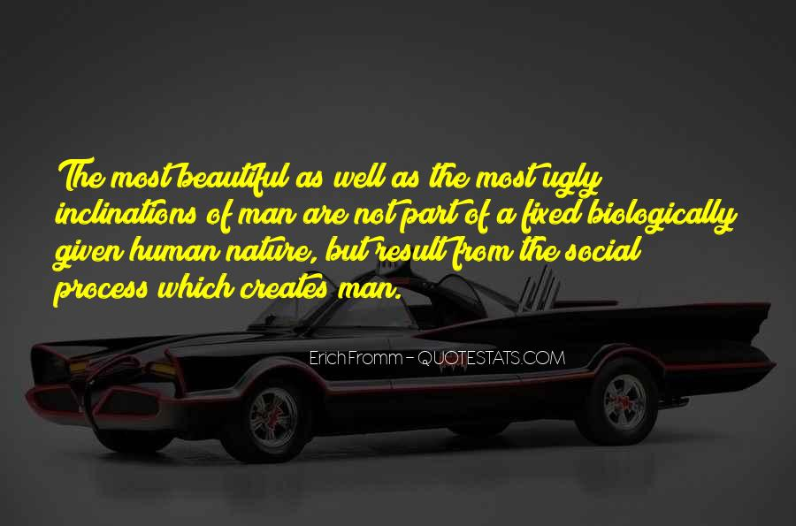 Quotes About The Social Nature Of Man #1350967