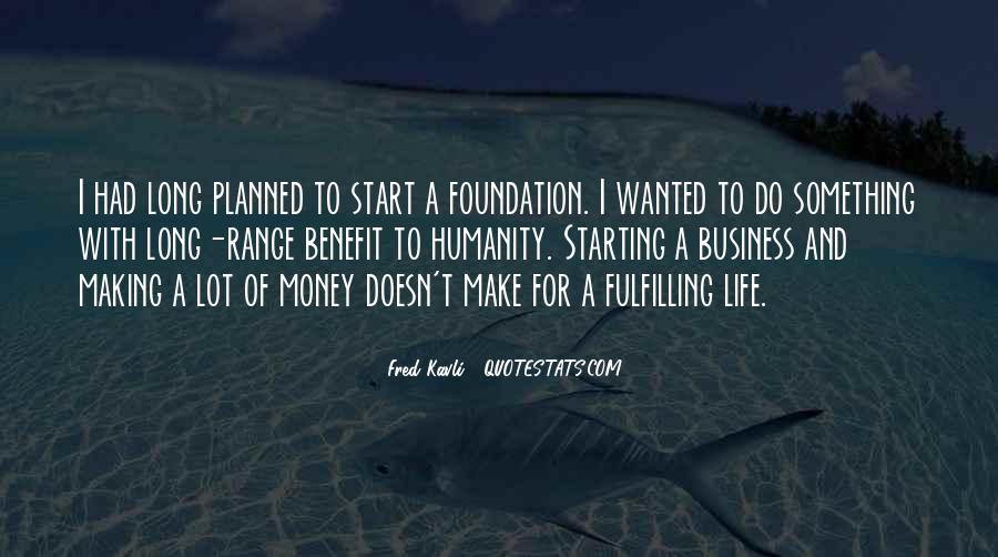 Quotes About Money Not Being Everything In Life #18596