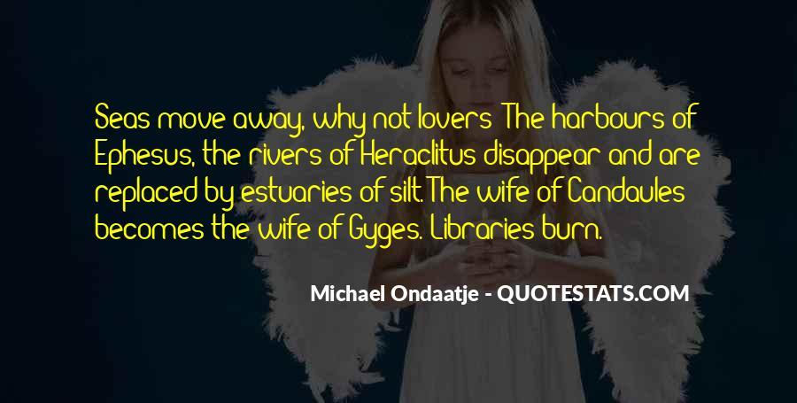 Quotes About Ephesus #1722483