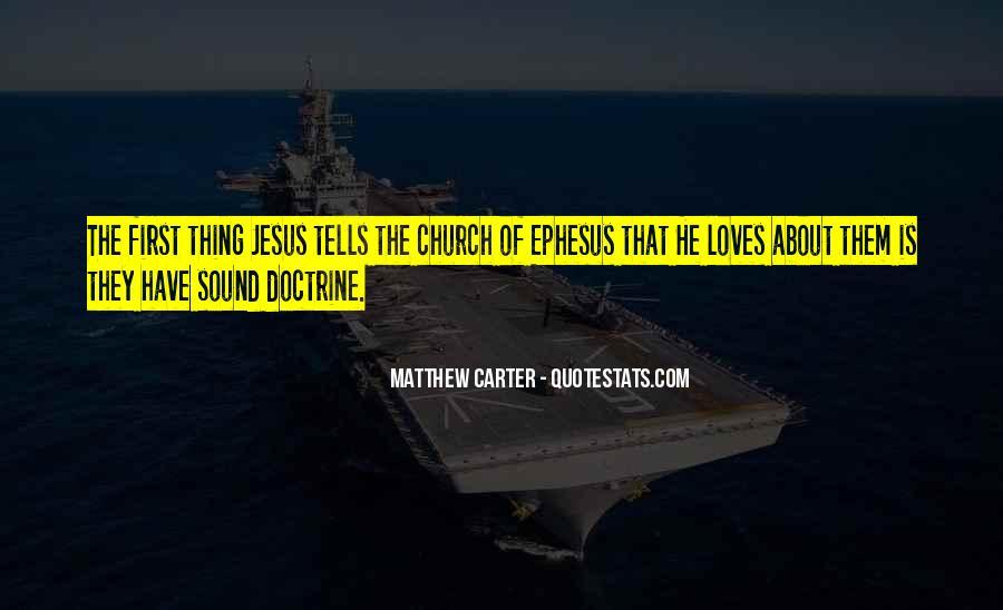 Quotes About Ephesus #716211
