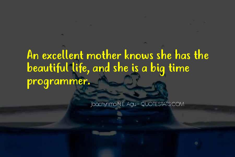 Quotes About Motherhood And Love #1085878