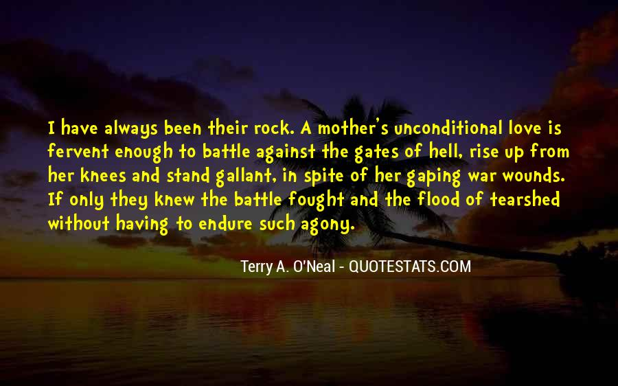 Quotes About Motherhood And Love #133302