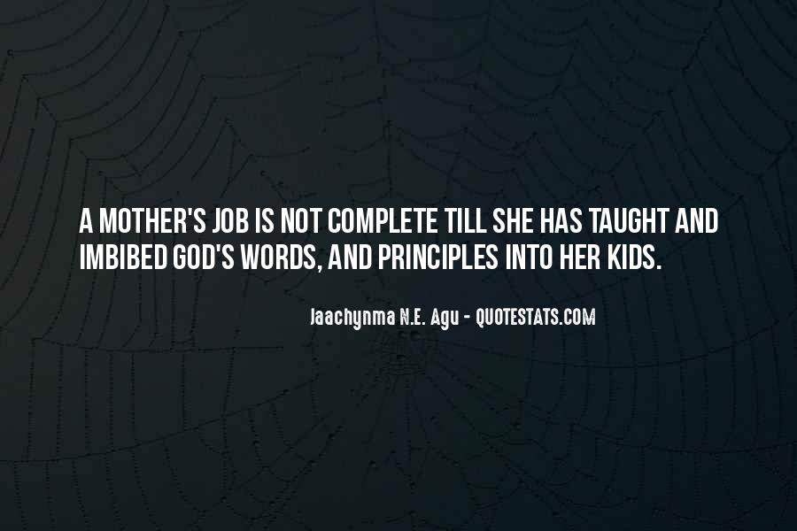 Quotes About Motherhood And Love #1831359