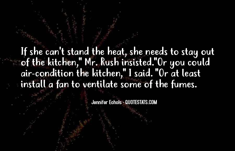 Quotes About A Kitchen #10693