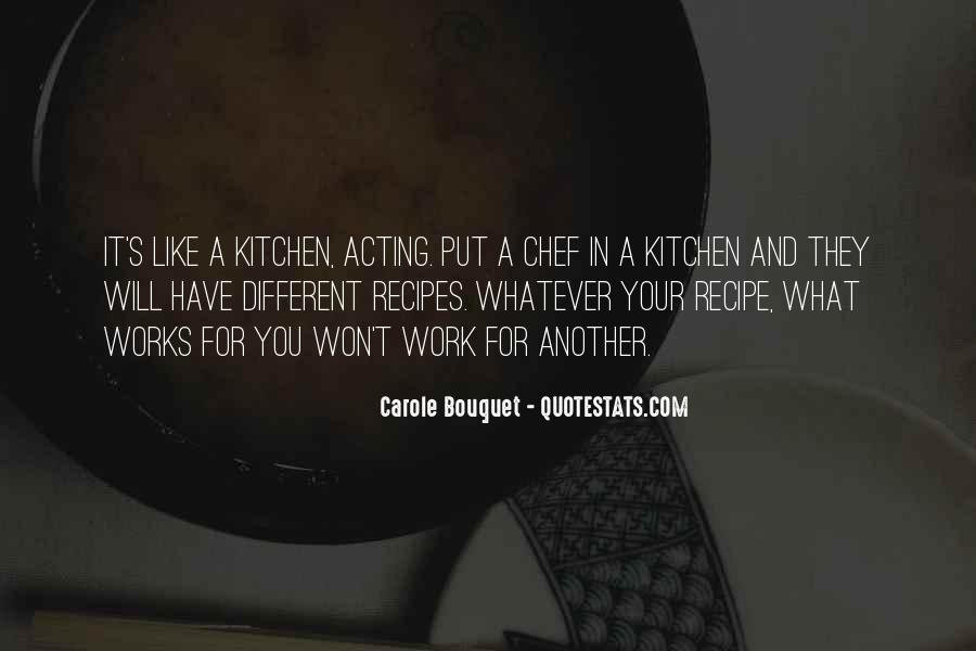 Quotes About A Kitchen #162235
