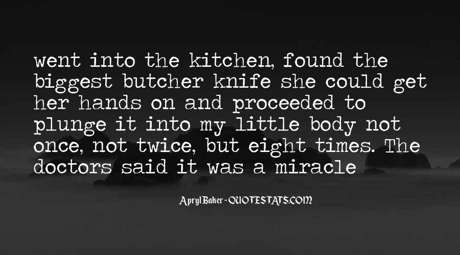 Quotes About A Kitchen #163879