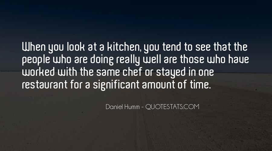 Quotes About A Kitchen #177121
