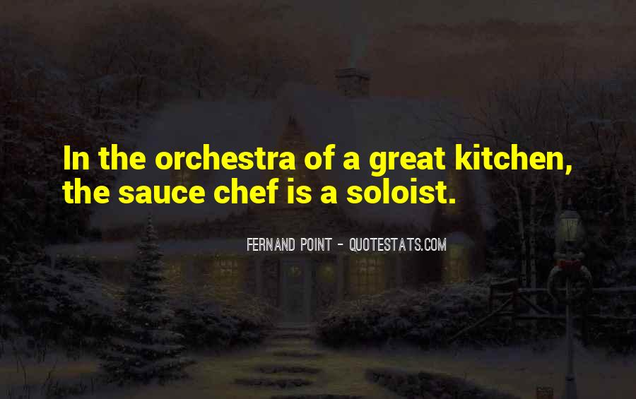 Quotes About A Kitchen #43290