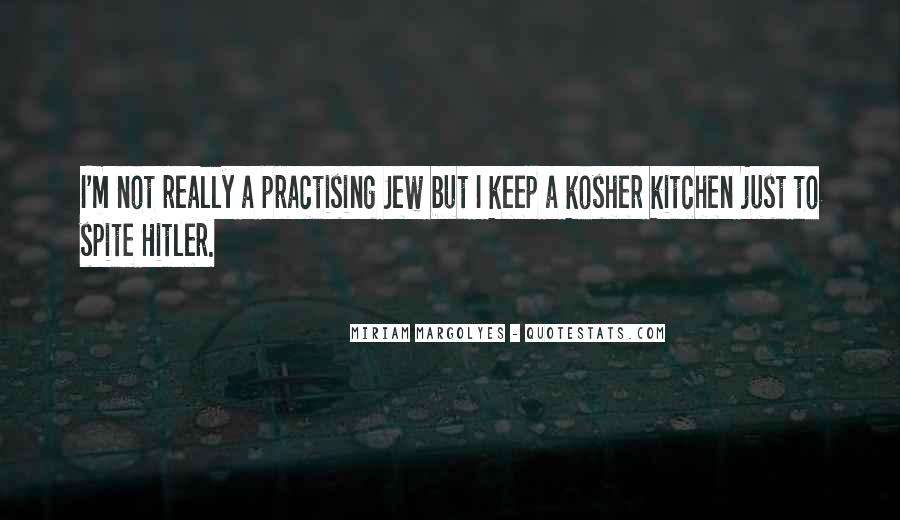 Quotes About A Kitchen #92311