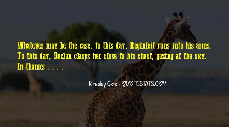 Quotes About Reginleit #461041