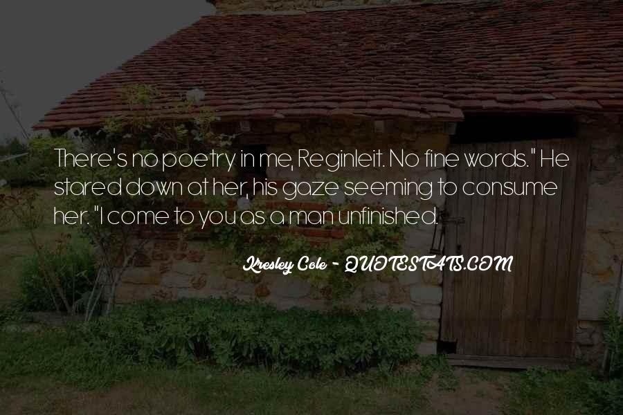 Quotes About Reginleit #674262