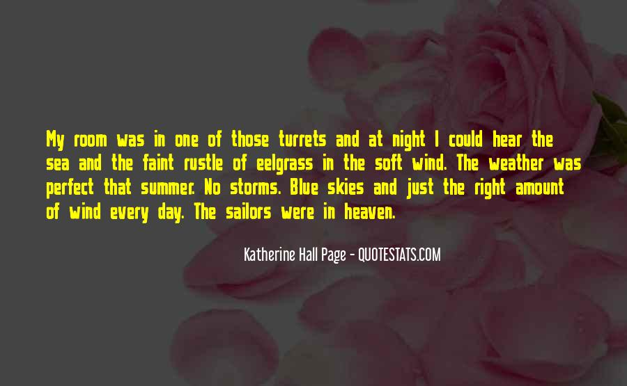 Quotes About Storms On The Beach #20266