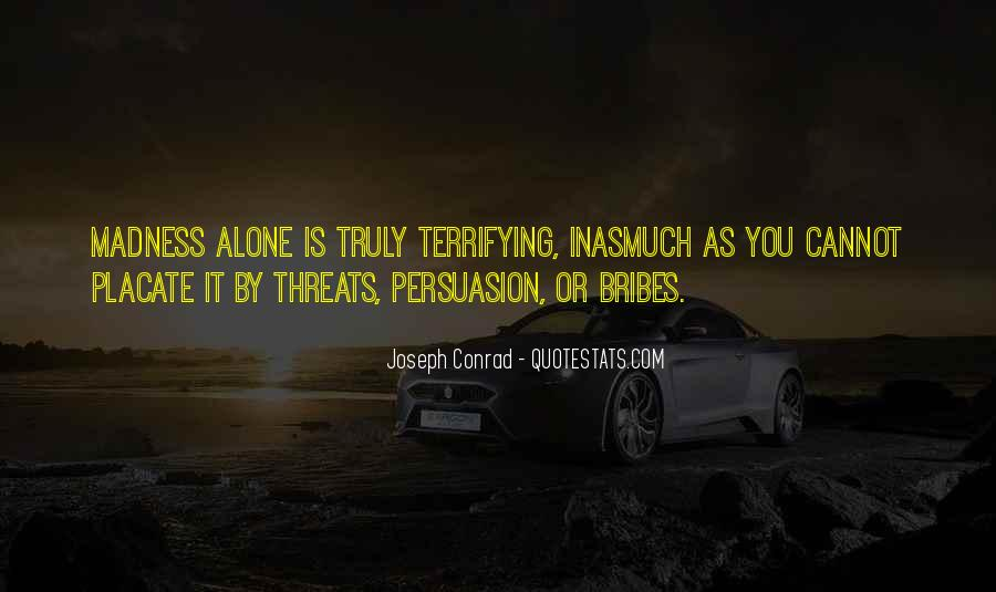 Quotes About Bribes #1147182