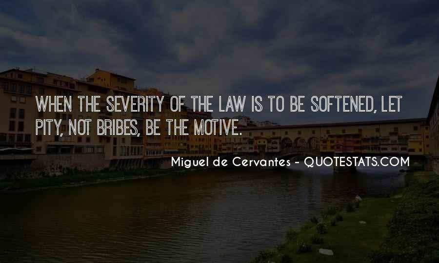 Quotes About Bribes #20675
