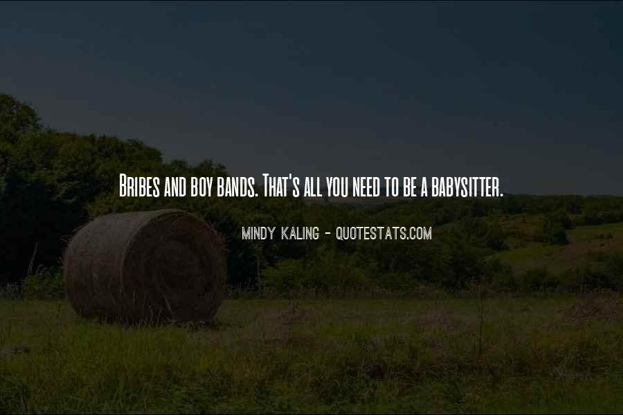 Quotes About Bribes #83243