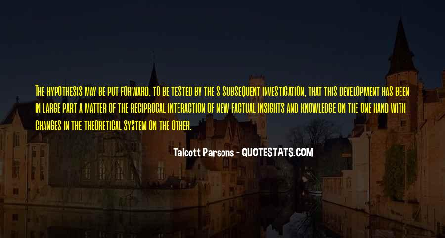 Quotes About Interaction #194082