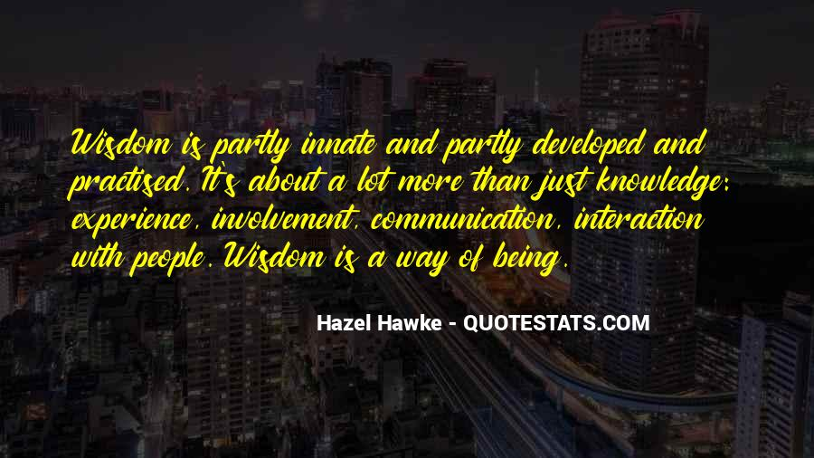Quotes About Interaction #207212