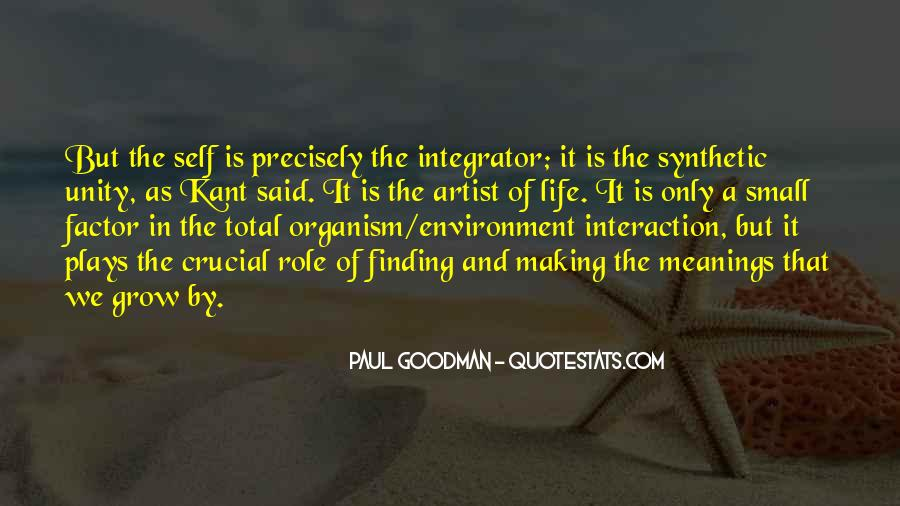 Quotes About Interaction #223424
