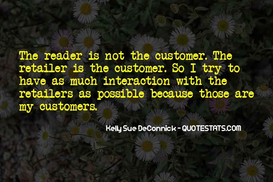 Quotes About Interaction #280450