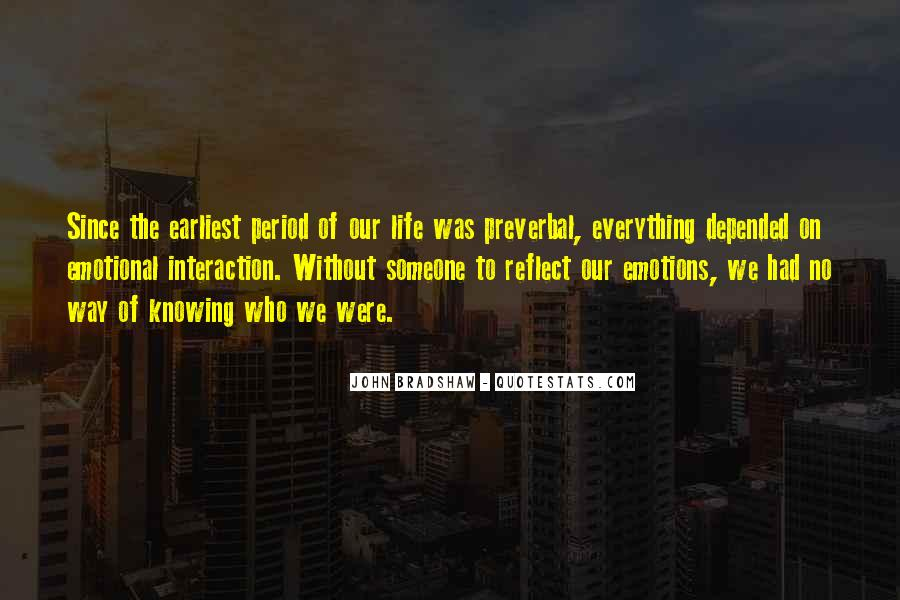 Quotes About Interaction #288914