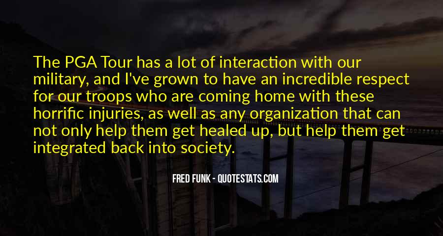 Quotes About Interaction #344188