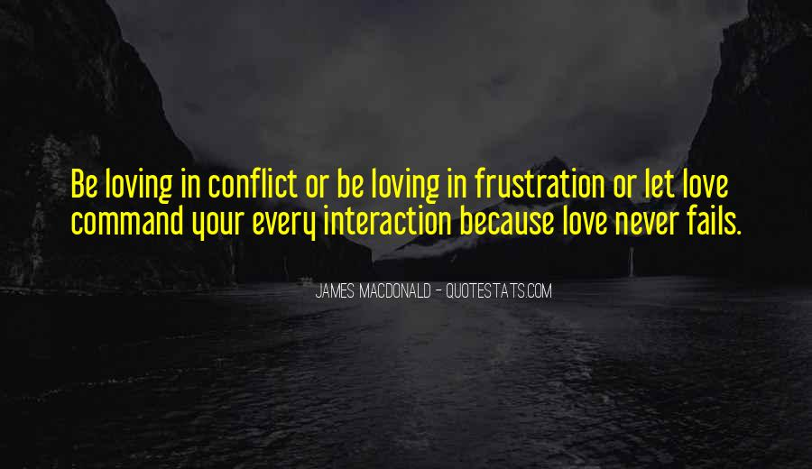 Quotes About Interaction #98170