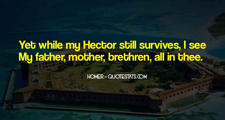 Quotes About Brethren #118079