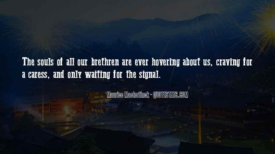 Quotes About Brethren #119644
