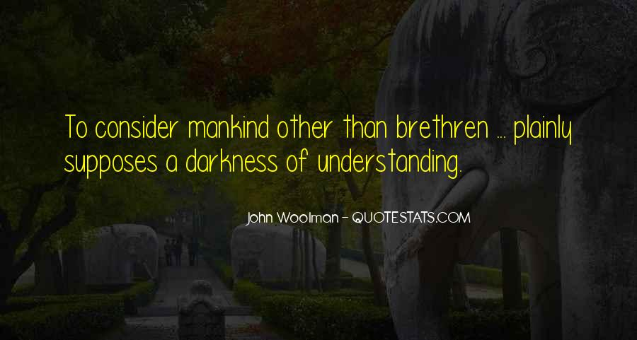Quotes About Brethren #15783