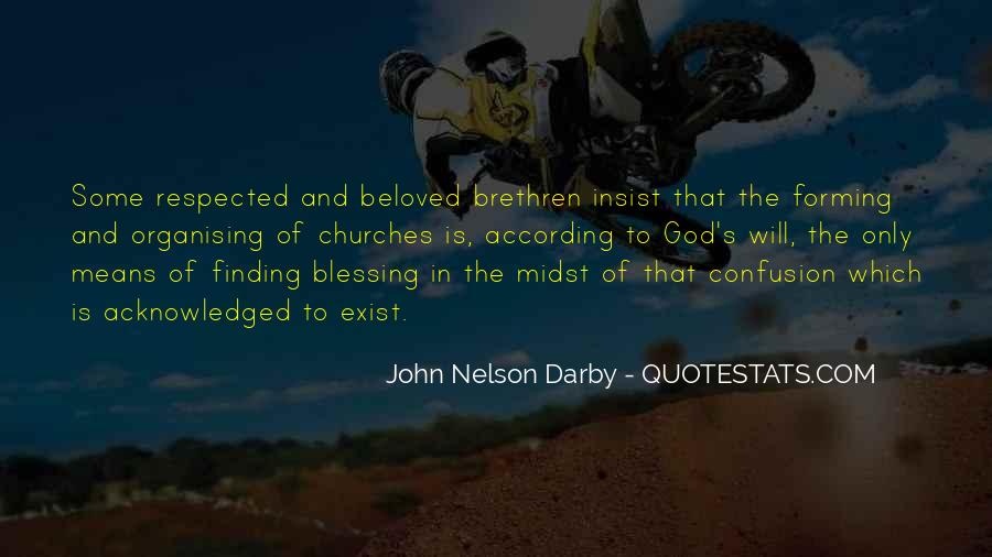 Quotes About Brethren #422401