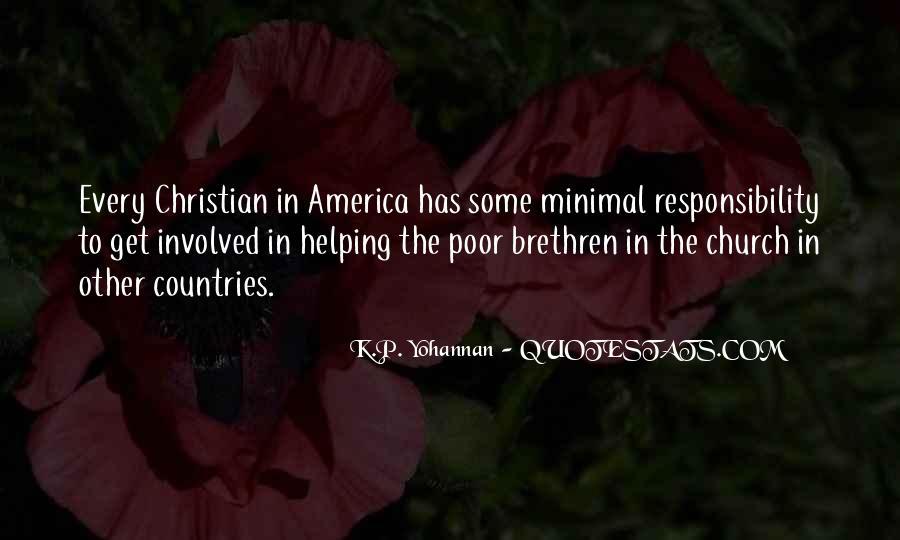 Quotes About Brethren #434938